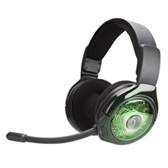 test casque Xbox One PDP Afterglow AG9+ noir