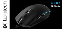 Test Logitech G203 Prodigy – Souris gamer | PC