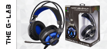 Test The G-Lab Korp Selenium - Casque stéréo | PC / PS4 / PS Vita