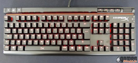 Clavier mecanique HyperX Alloy Elite