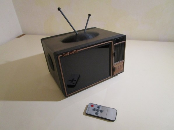 mini TV retro - Recalbox - Raspberry PI