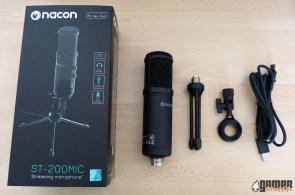 Nacon ST-200MIC