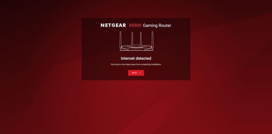 Routeur Netgear Nighthawk XR500