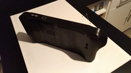 console portable RGB RF1 - montée