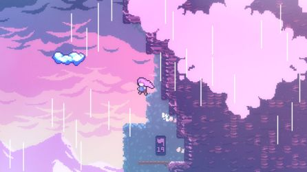 jeu video Celeste PS4 - Xbox One - Switch - PC