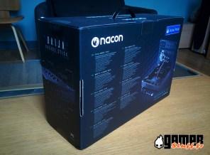 test Nacon Daija arcade stick - boite