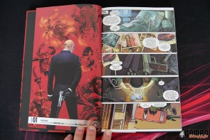 Mana books Hitman la naissance de l'agent 47