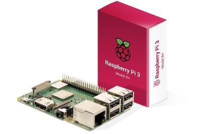 recalbox 6.0 - compatible Raspberry Pi 3+