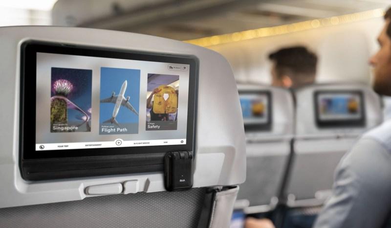 adaptateur RHA Wireless Flight Adapter