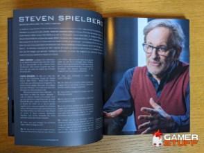 livre Mana Books - James Cameron, histoire de la science fiction - Steven Spielberg