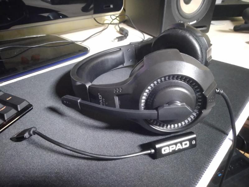 QPAD QH-25