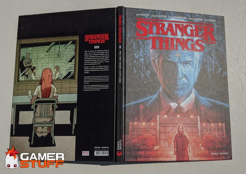 BD Stranger Things - Six - Mana Books