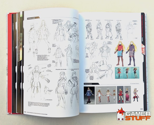 avis livre How to Make Capcom Fighting Characters - Kuro POP