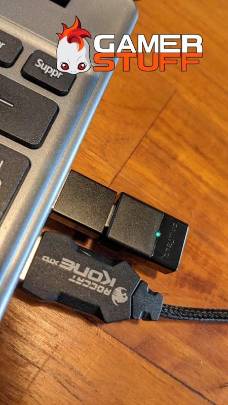 adaptateur Bluetooth Creative BT-W3
