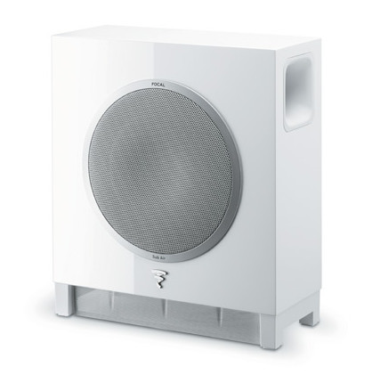home cinema - caissons de grave Focal Sub Air blanc