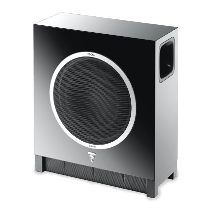 home cinema - caissons de grave Focal Sub Air noir