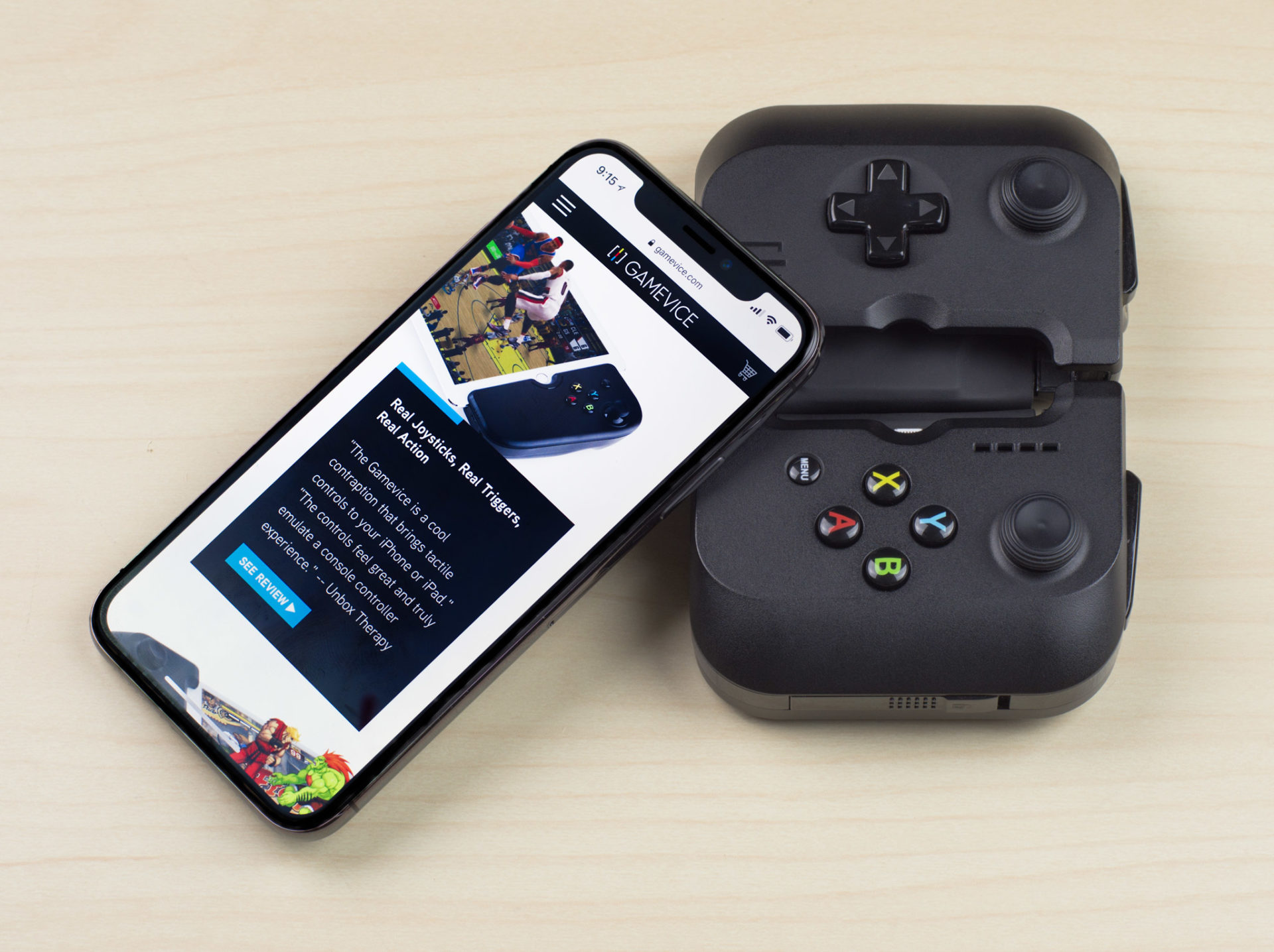 Manual Pubg Mobile Gamevice PoTwo