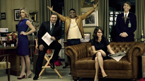 30 ROCK -- NBC Photo: Mary Ellen Matthews