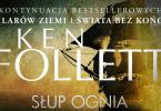 """Książkę """"Słup ognia"""" możecie zamówić na Gandalf.com.pl."""