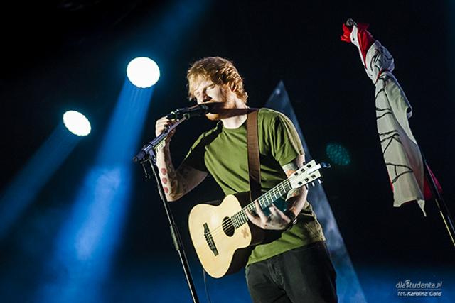 Ed Sheeran w Polsce - koncerty ciekawostki