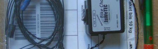 USB Charger for Dynamo Hub