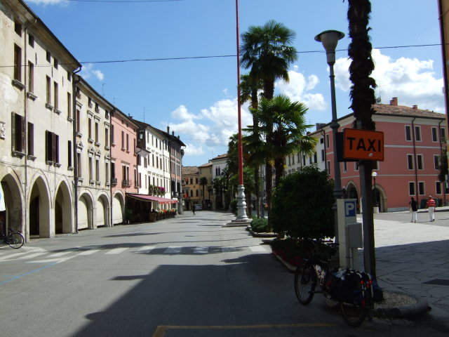 Portogruaro main place