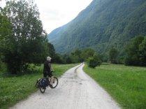 Day 5: Gravel roads at Slovenia