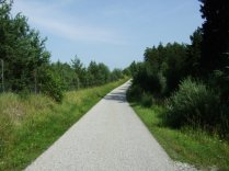 Bikeway to Villach
