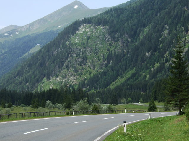Towards Obertauern