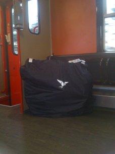 Tag 1: Zuganreise nach Villach, 9 Eur mit Sparschiene der ÖBB