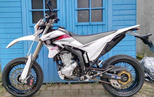 Die WR250R ist verkauft