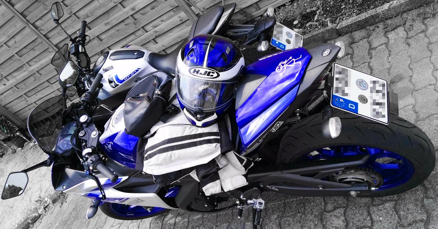 Yamaha YZF-R3 und MT-07