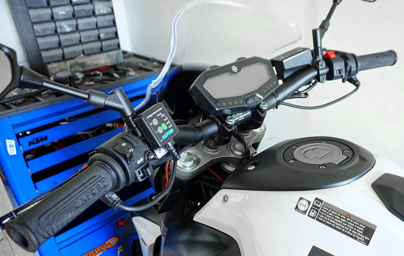 K-MaxX Fatty32 SB Lenker für die MT-07