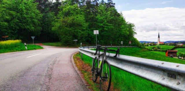 Straßenradrunde Waldbühne Schildthurn, Landkreis Rottal-Inn, Niederbayern