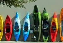 Cuidados kayak