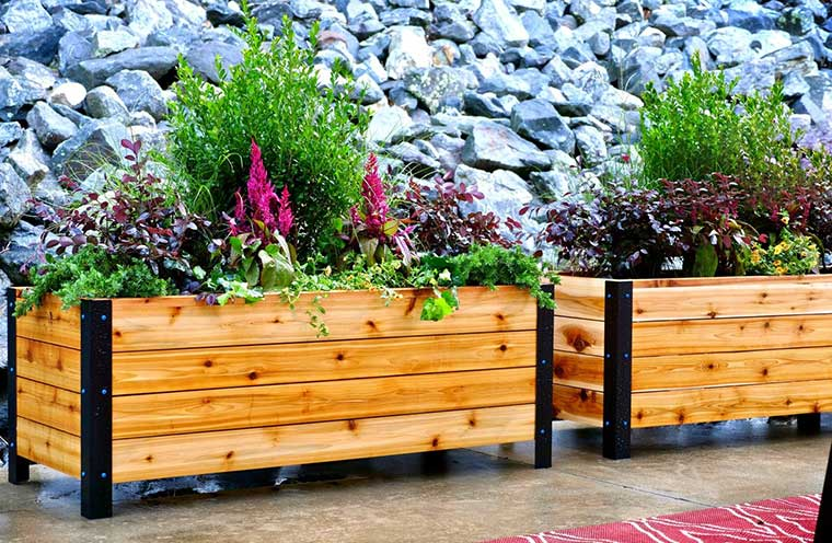 20 Planter Boxes You Ll Want To Diy Right Now Garden