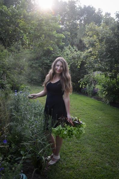 Brie gardening