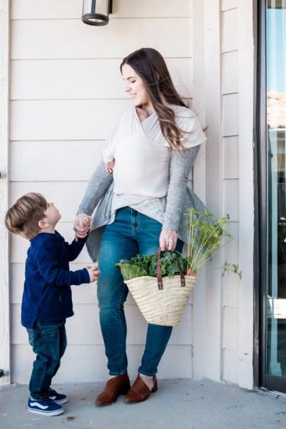 urban family gardening