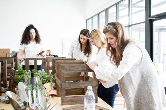 women at gardenuity
