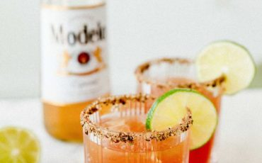 spicy michelada beer fall cocktail