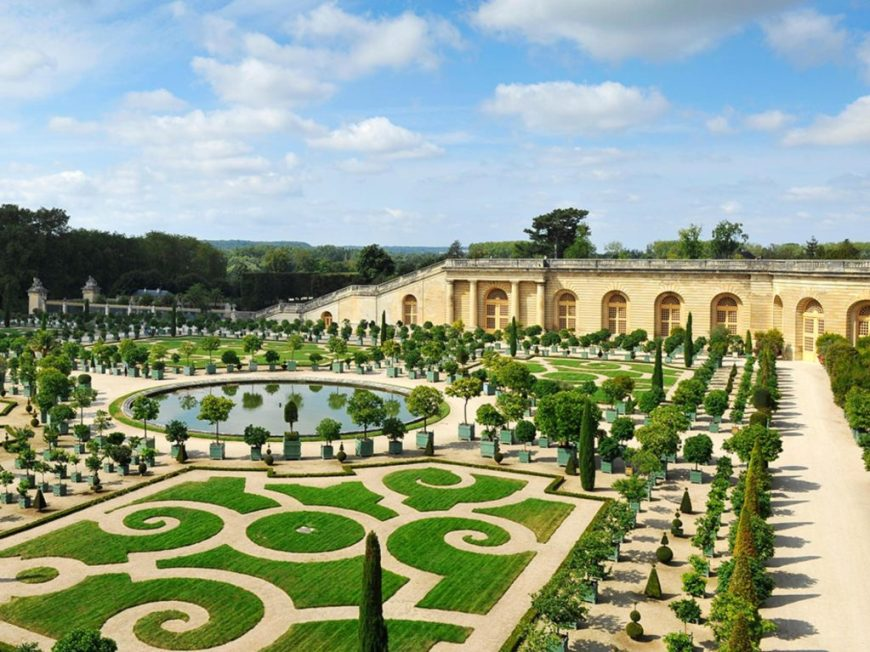 Gardens of Versailles Orangery
