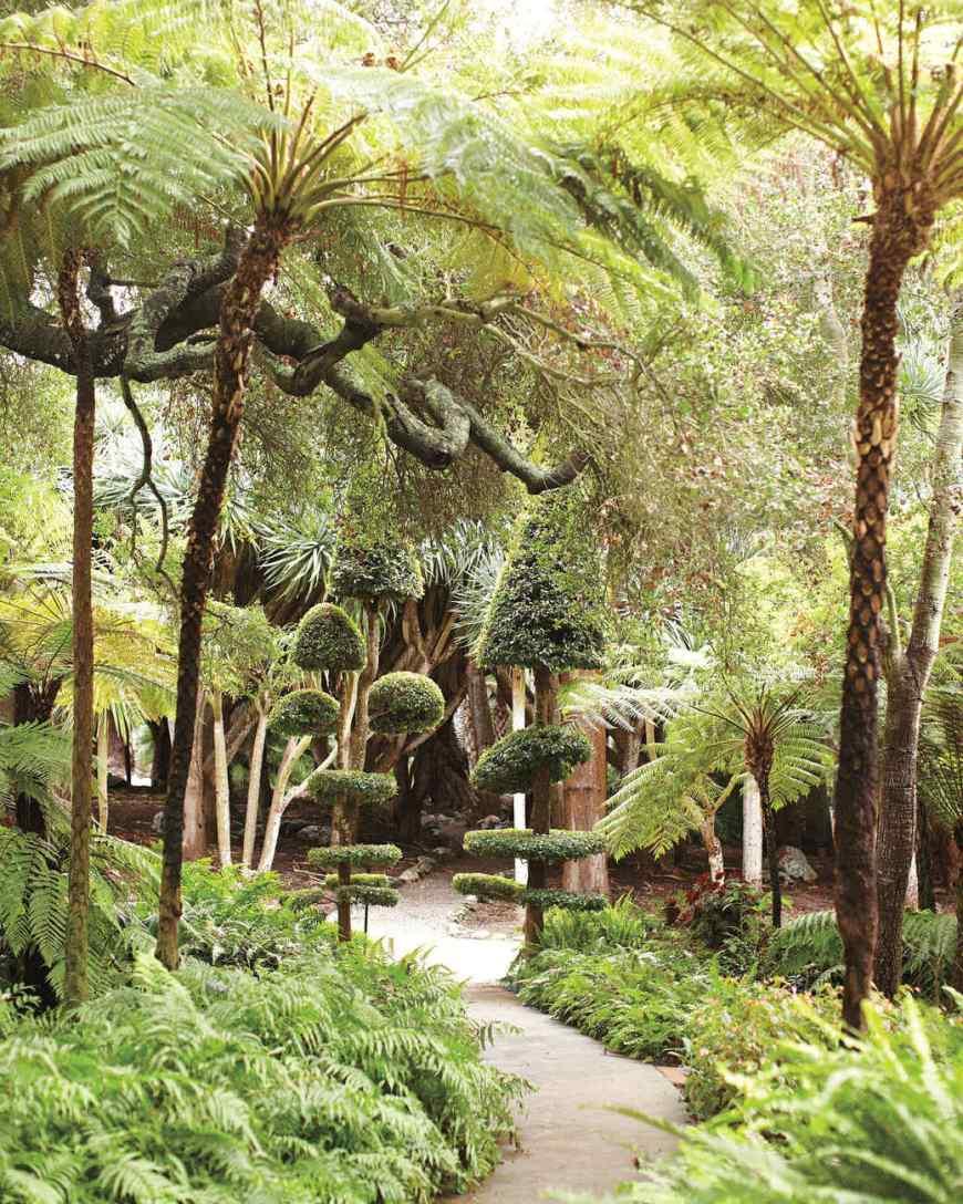 Lotusland Garden