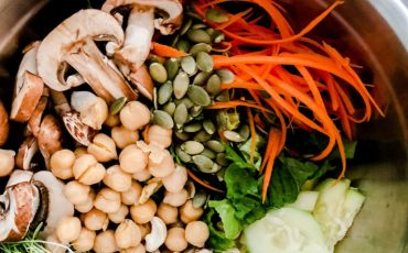 Crunchy Garden Salad