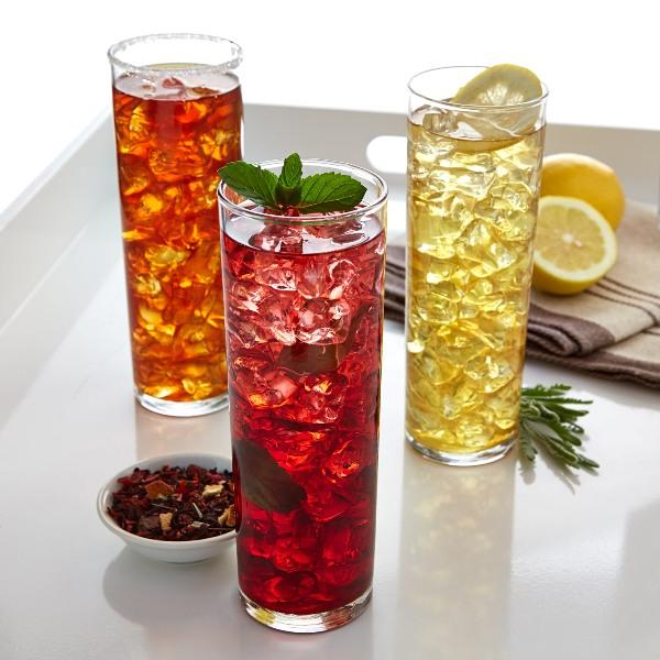 High Tea with Lemon Thyme Simple Syrup