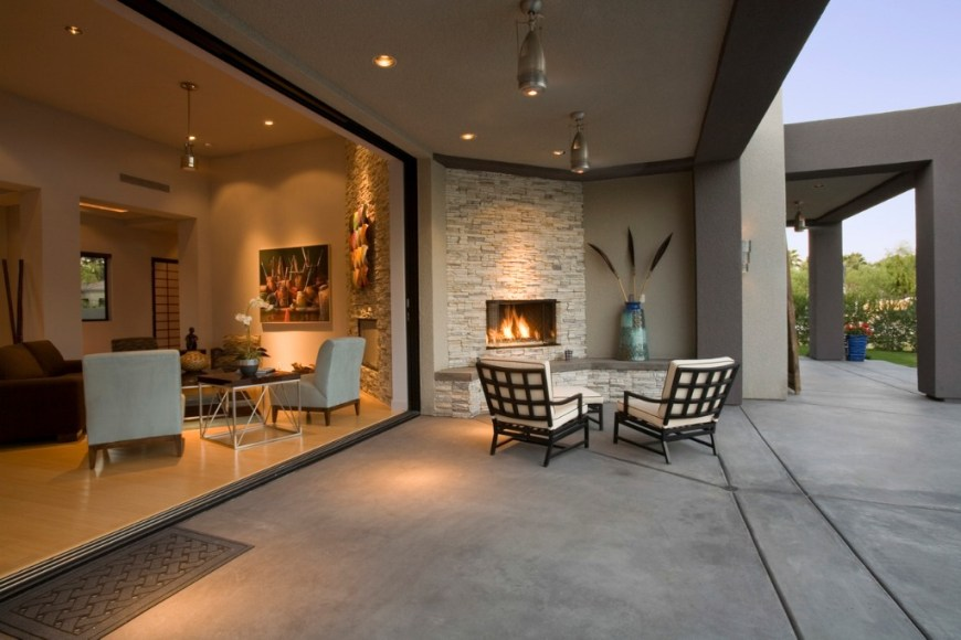 patio garden trends