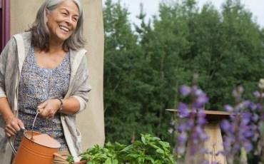 gardening heart health
