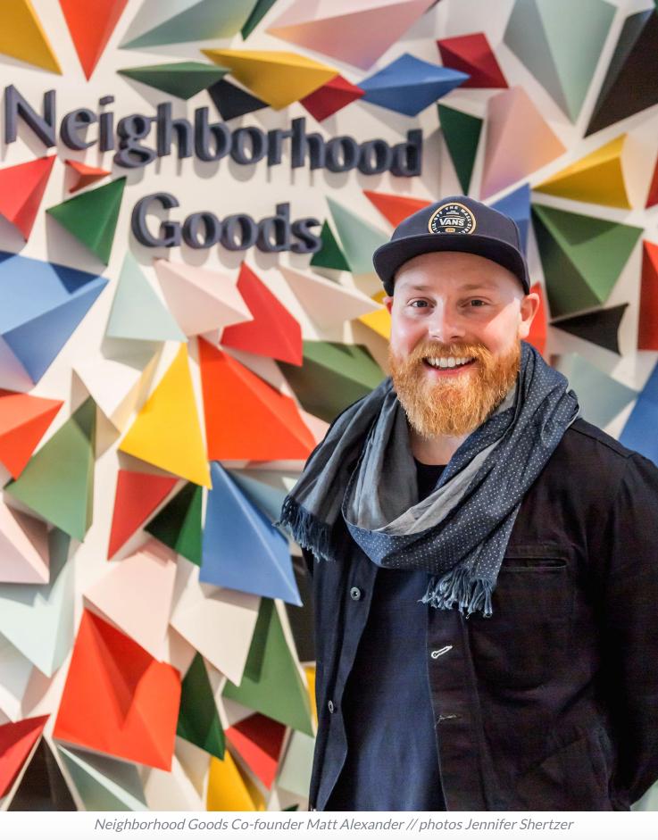 Matt Alexander Neighborhood Goods