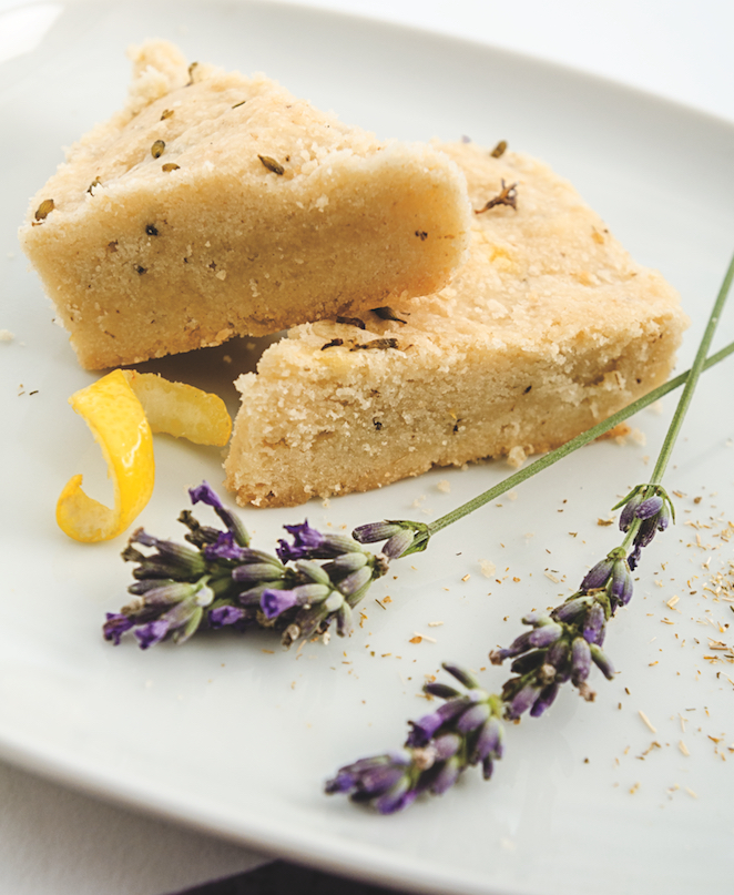 Mouthwatering Lavender Herb Recipe