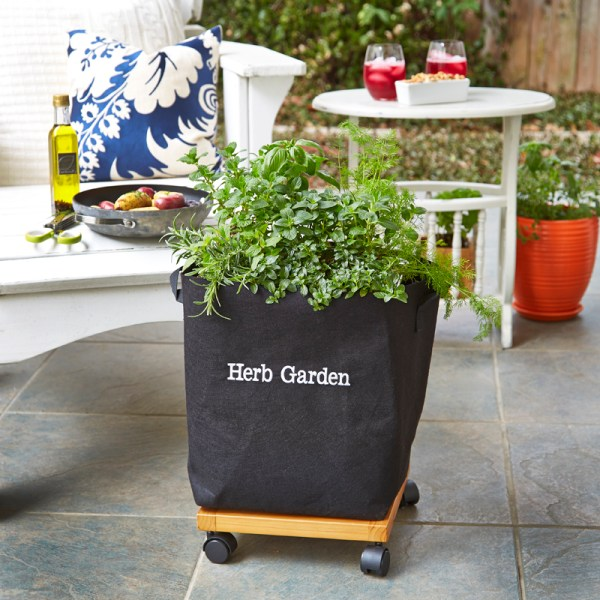 gift a gift with herbs