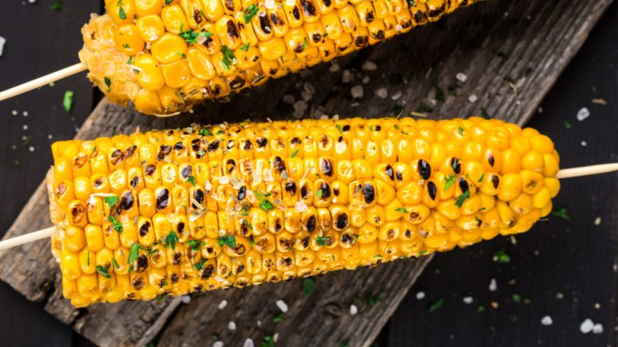 grilled corn summer recipes